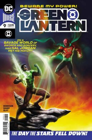 The Green lantern 9 Issues V1 (2018 - Ongoing)