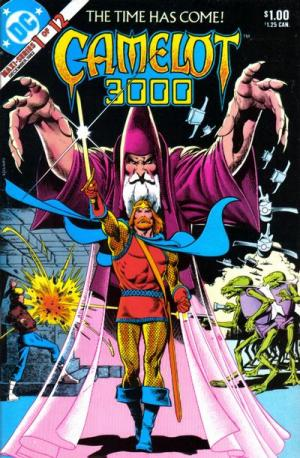 Camelot 3000 édition Issues