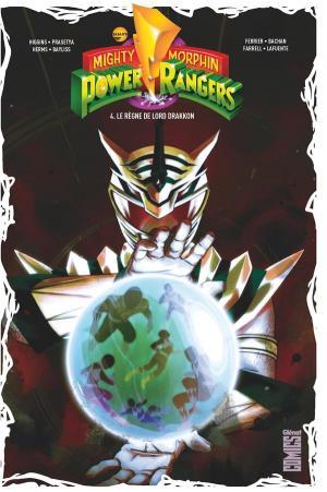 Mighty Morphin Power Rangers 4 TPB hardcover (cartonnée)
