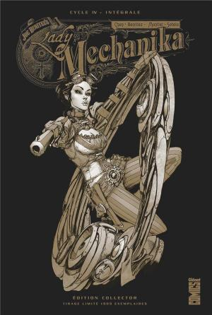Lady Mechanika 4 TPB hardcover (cartonnée) - Collector