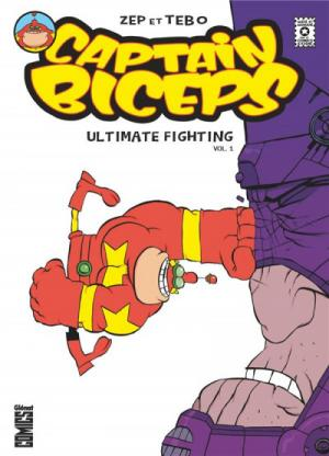 Captain Biceps # 1 TPB Hardcover (cartonnée)