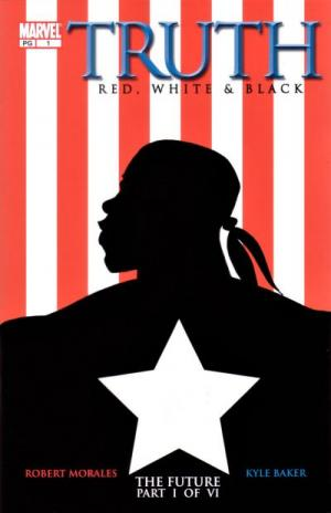Truth - Red, White and Black # 1 Issues