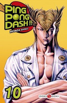 Ping Pong Dash !! T.10