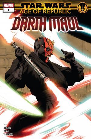 Age of Republic - Darth Maul # 1 Issues
