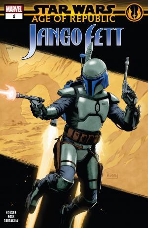 Age of Republic - Jango Fett # 1 Issues