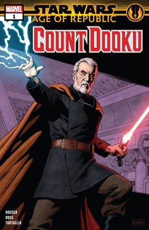 Age of Republic - Count Dooku édition Issues