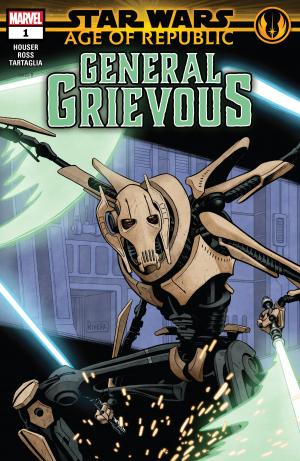 Age of Republic - General Grievous # 1 Issues