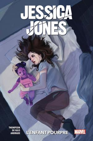 Jessica Jones - La fille pourpre  TPB hardcover (cartonnée)