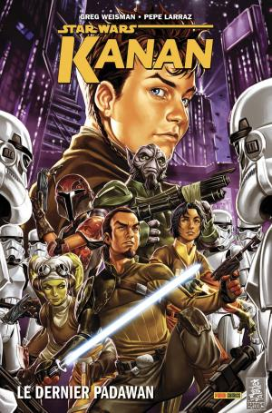 Star Wars - Kanan  TPB Hardcover (cartonnée) - Star Wars Deluxe