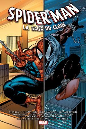 Spider-Man - La saga du clone édition TPB Hardcover (cartonnée) - Omnibus (2019)
