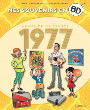 Mes souvenirs en BD 38 - Nés en 1977