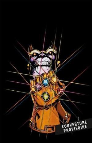 Thanos - La Quête de Thanos # 1 Coffret