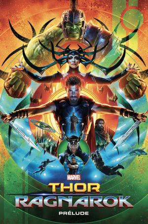 Marvel cinematic universe - Thor - Ragnarok  TPB hardcover (cartonnée)