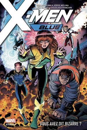 X-Men - Blue 1 TPB Hardcover (cartonnée) - Marvel Deluxe