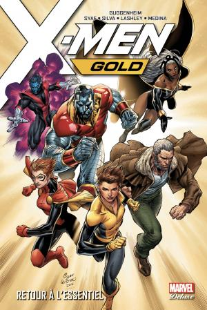 X-Men - Gold 1 TPB Hardcover - Issues V2 - Marvel Deluxe