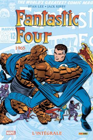 Fantastic Four # 1965 TPB Hardcover - L'Intégrale