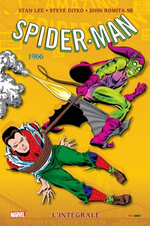 The Amazing Spider-Man # 1966 TPB Hardcover - L'Intégrale