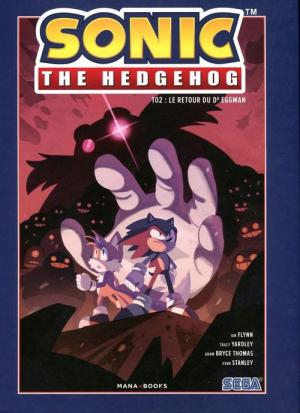 Sonic The Hedgehog # 2