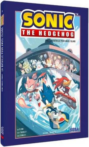Sonic The Hedgehog # 3