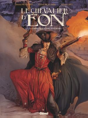 Le chevalier d'Eon (Lapo) 2 simple