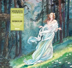 Manara, une monographie édition Edition luxe