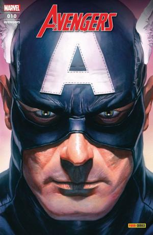 Captain America # 10 Softcover V1 (2019)