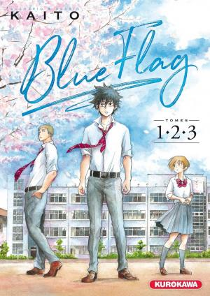 Blue flag édition Coffret 1 à 3