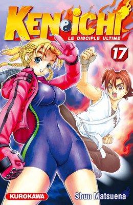 Kenichi - Le Disciple Ultime # 17