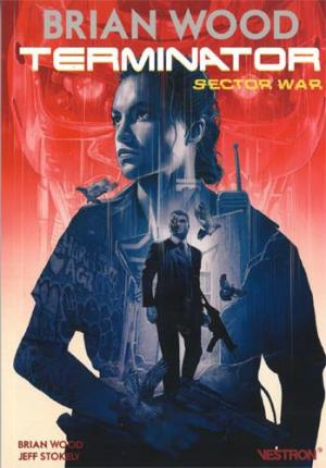 Terminator - Sector War édition TPB softcover (souple)