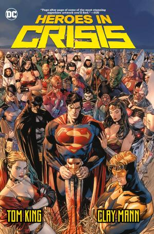 Heroes in Crisis édition TPB hardcover (cartonnée)