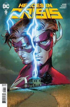 Heroes in Crisis # 9 Issues (2018 - 2019)
