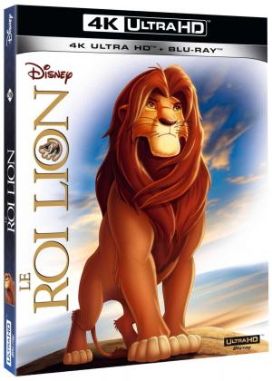 Le roi lion édition 4K Ultra HD + Blu-ray