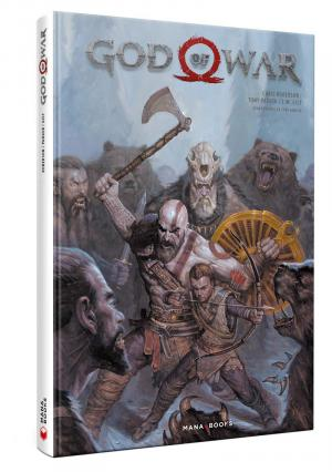 God of War 1 TPB Hardcover (cartonnée)