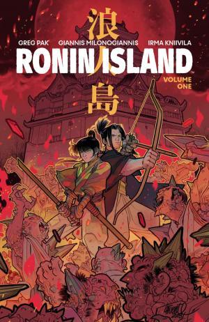 Ronin Island 1 TPB softcover (souple)