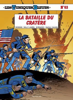 Les tuniques bleues T.63