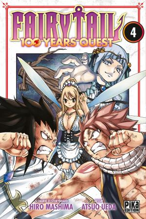 Fairy Tail 100 years quest 4 simple
