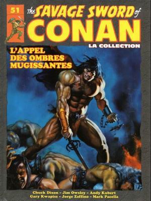 The Savage Sword of Conan 51 TPB hardcover (cartonnée)