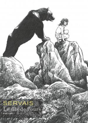 Le fils de l'ours (Servais) édition Edition spéciale grand format N&B