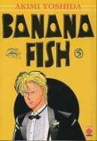 couverture, jaquette Banana Fish 5  (Panini manga) Manga