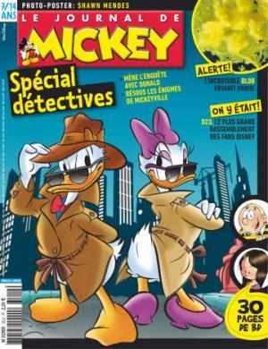 Le journal de Mickey 3512 Simple