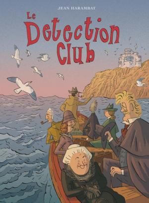 Le Detection Club édition Edition collector Canal BD