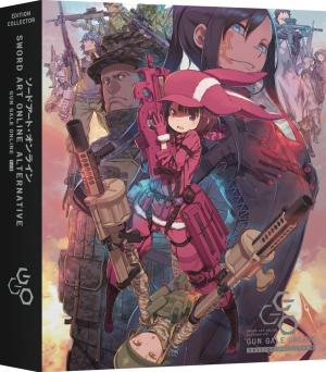 Sword Art Online: Alternative Gun Gale Online édition Collector DVD