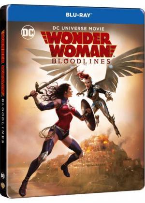 Wonder Woman : Bloodlines  édition Blu-ray