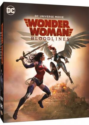 Wonder Woman : Bloodlines  édition DVD
