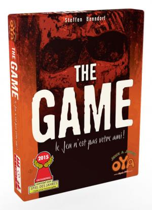 The Game édition simple