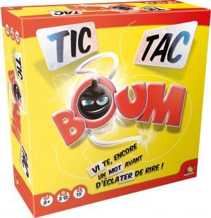 Tic Tac Boum édition simple