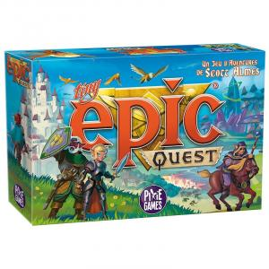 Tiny Epic Quest édition simple