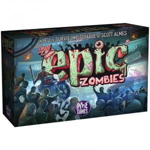 Tiny Epic Zombies édition simple