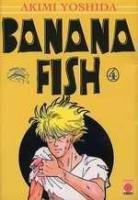 couverture, jaquette Banana Fish 4  (Panini manga)