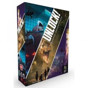 Unlock! : Exotic Adventures édition simple
